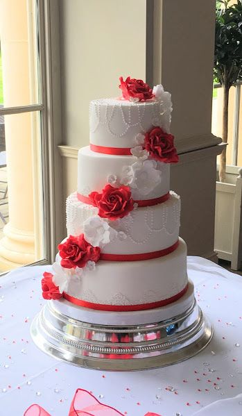 Wedding Cake Stand Hire Sheffield