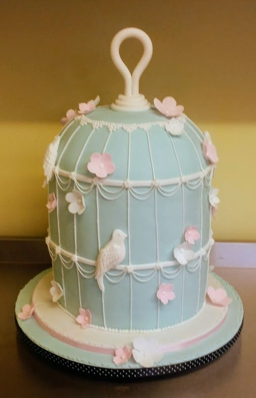 bird cage wedding cake wedding cakes 11776